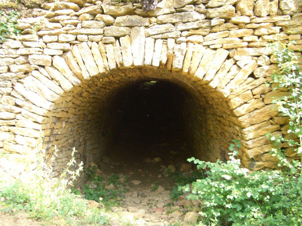 Tunnel de St Romain (2)