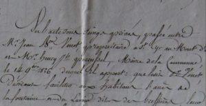 Cession de terrain par Mr JB.Venet pour le lavoir des Greffières - 1826.jpg réd