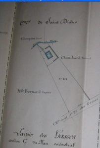 Plan lavoir des Gasses - 2