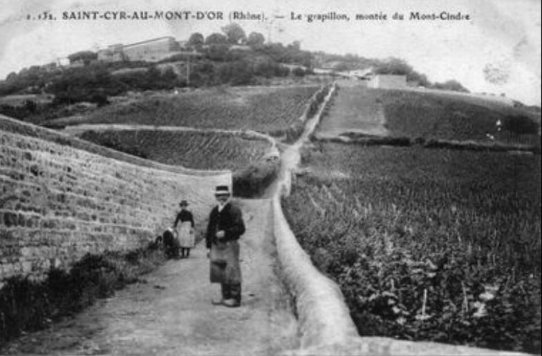 Cabornes Et Petit Patrimoine Du Mont D Or Association Saint Cyr Au
