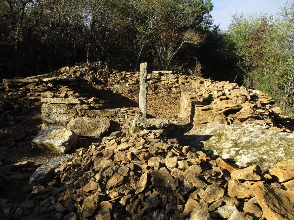 Cabornes des pierres plantées